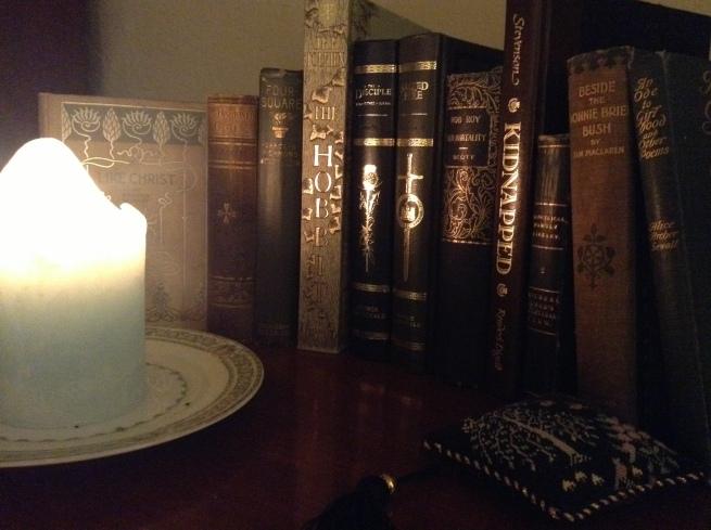 candle books